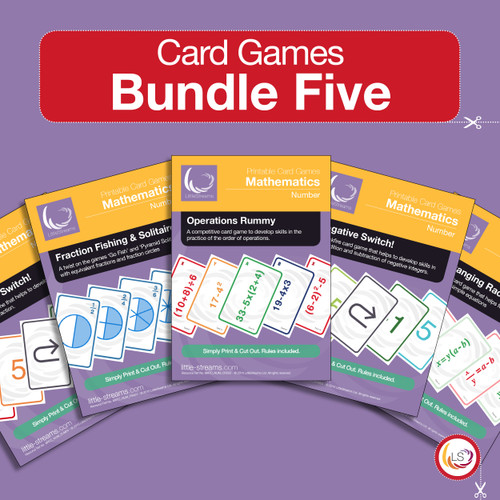 Bundle Five Card Game Cover