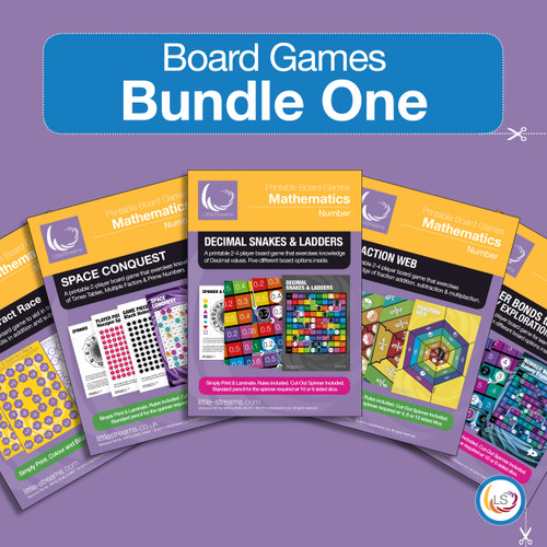 Board Games Bundle One