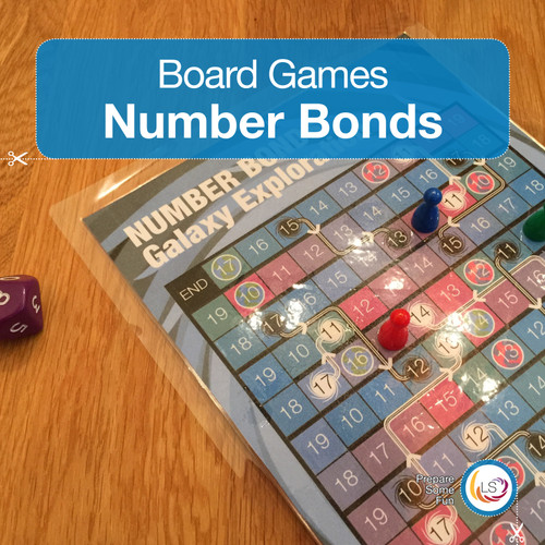 Number Bonds Cover