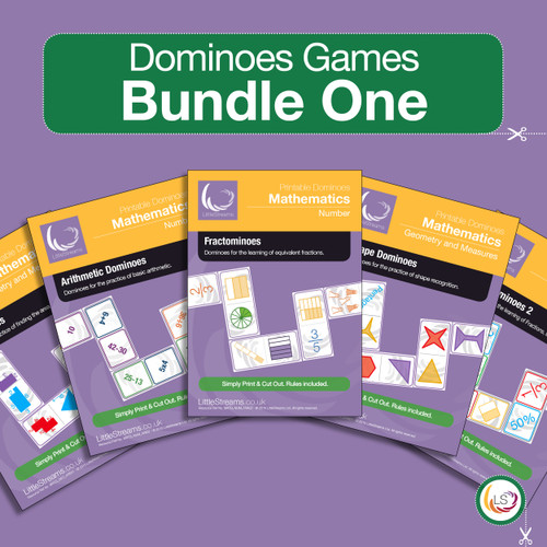 Dominoes Bundle Cover