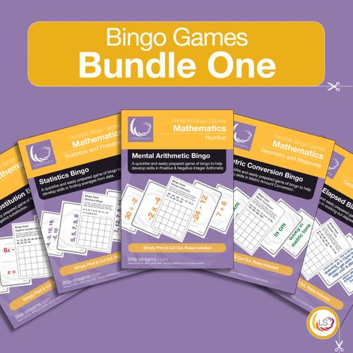 Bingo Games Bundle Cover