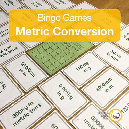 Metric Conversion Cover