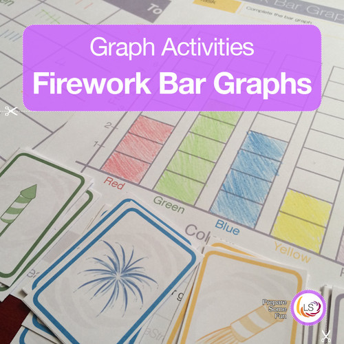 Fireworks Bar Graphs UK Cover