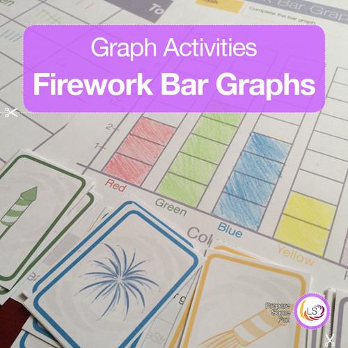 Fireworks Bar Graphs UK Cover