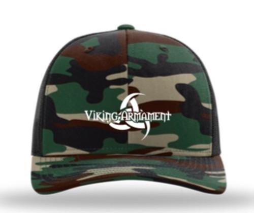 VA MILITARY CAMO HAT