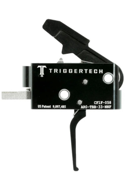 Trigger Tech AR15 Competitive Black Flat Bar