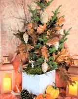 Seasonal theme trees