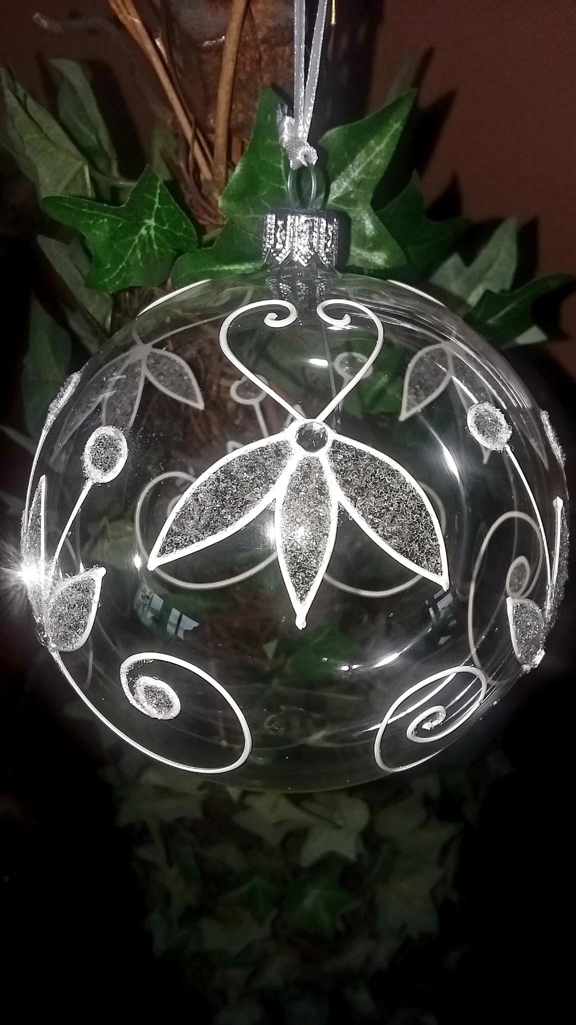 Fairy Firefly Bauble