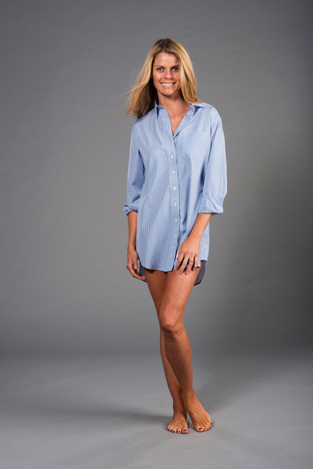 The His is Hers® Shirt in Light Blue