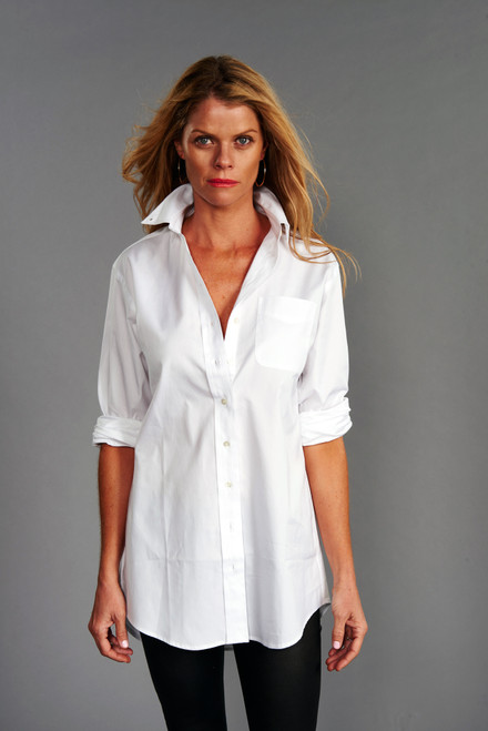 The His is Hers® Shirt in Crisp White