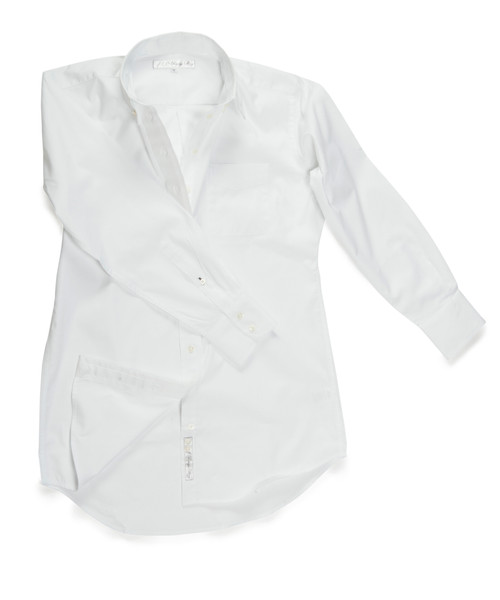 The His is Hers® Original Shirt in Crisp White