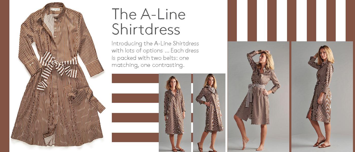 Claridge + King: Women's Clothing Created with Menswear