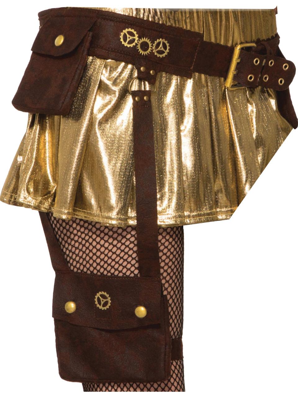4ea0a65b9a2 Women's Steampunk Pouch Belt