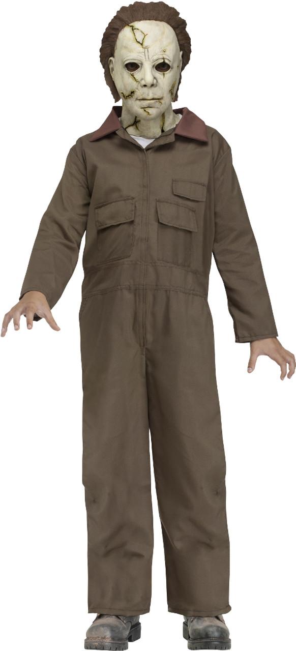 Halloween Michael Myers Costume.Halloween Michael Myers Boys Costume