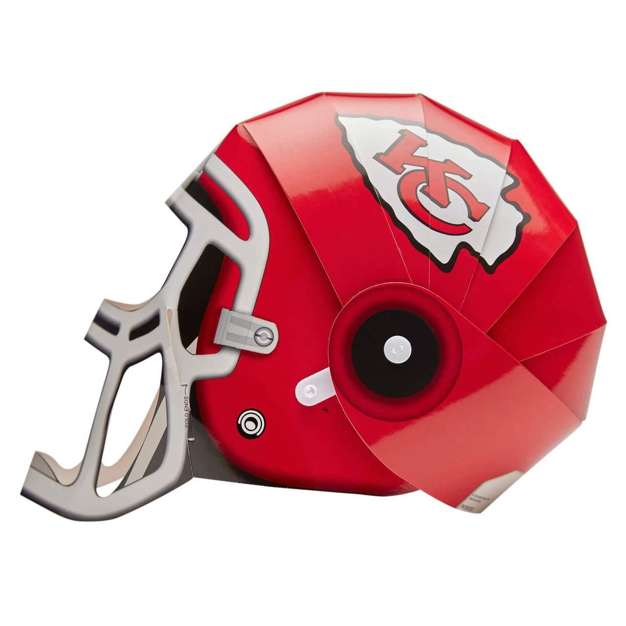 """more photos 1071b 7f4a1 FanHeadsâ""""¢ Kansas City Chiefs Helmet"""
