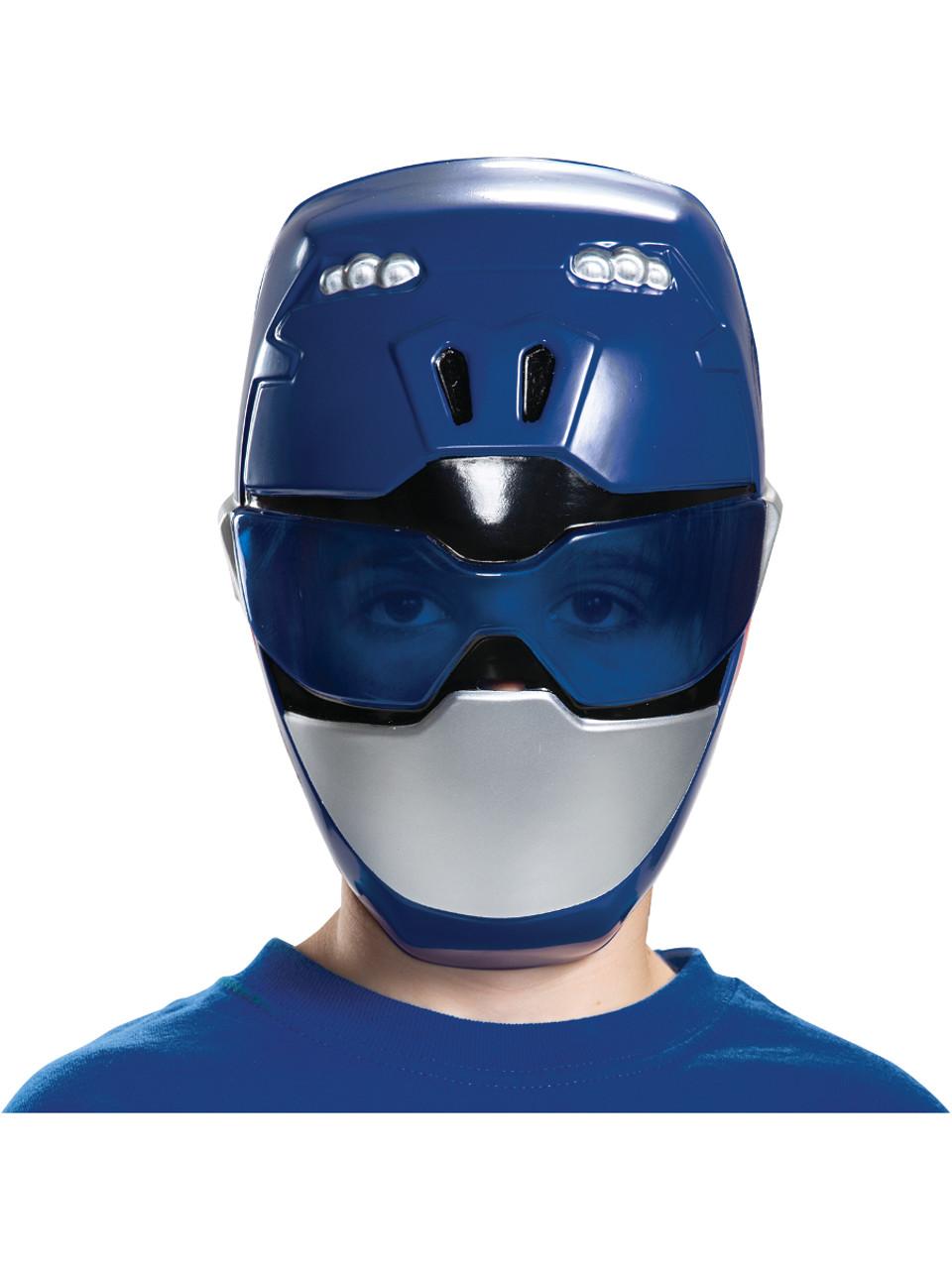 Kid's Power Rangers Beast Morphers Blue Ranger Mask