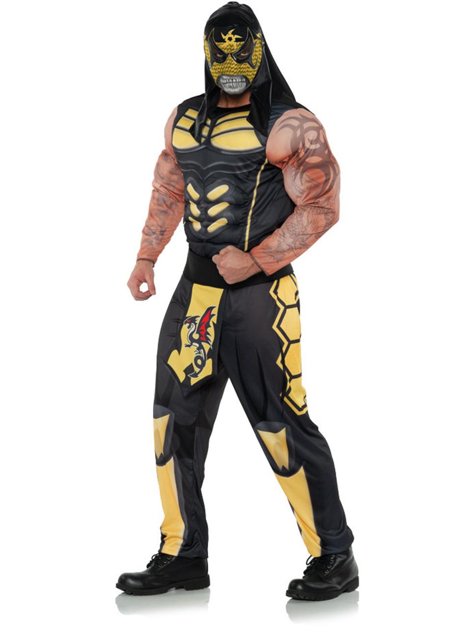 Legends Of Lucha Libre Penta Zero Boys Costume