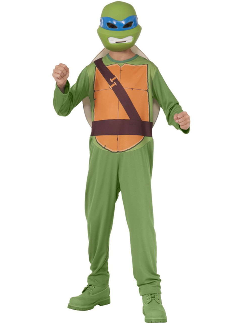 Teenage Mutant Ninja Turtles Leonardo Action Blister Pack Kids