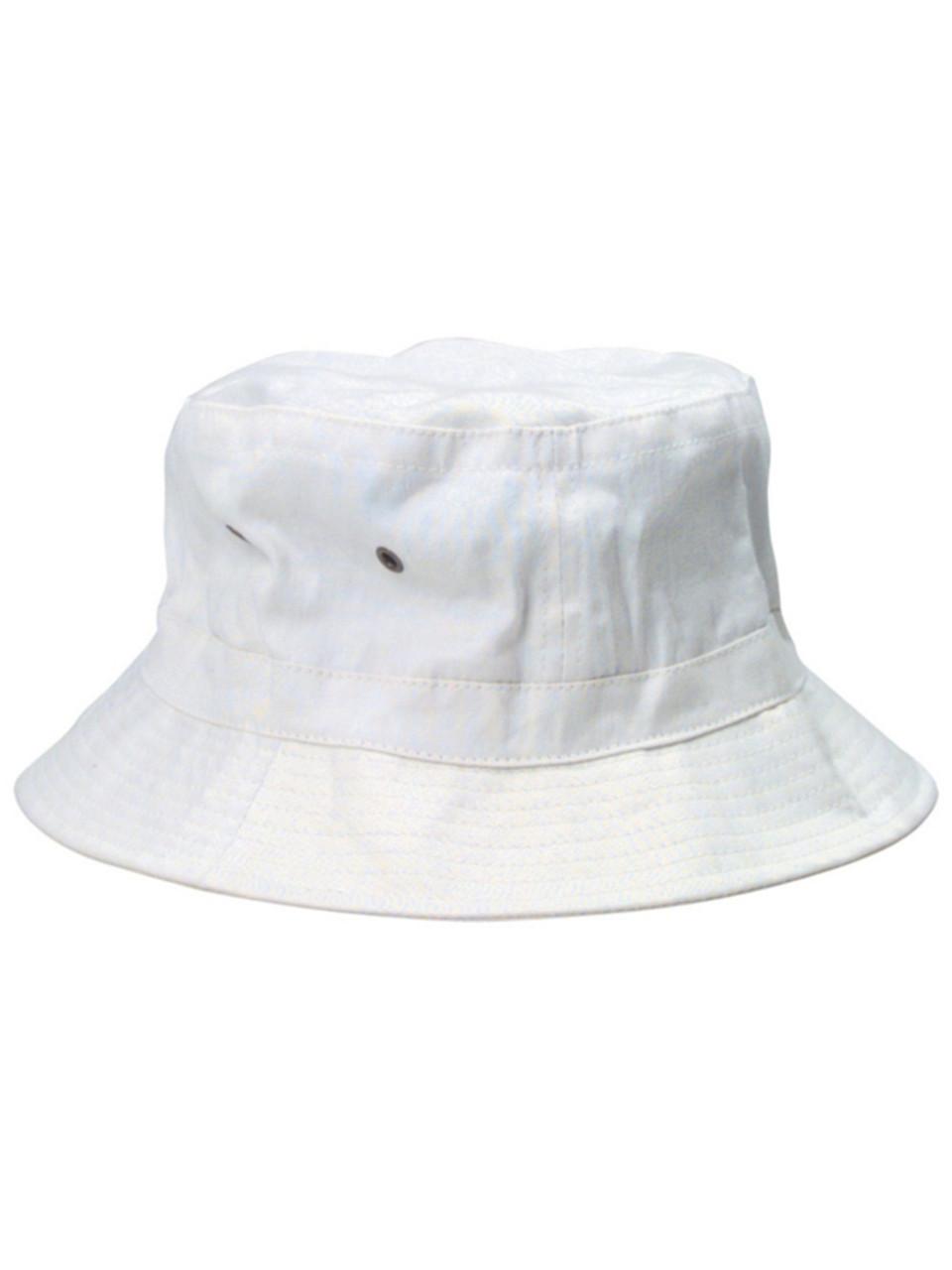 f3c72fc5c White Gilligan's Island White Bucket Hat
