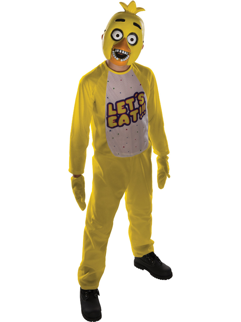 Boy's Five Nights At Freddy's Chica Costume Tween 14-16