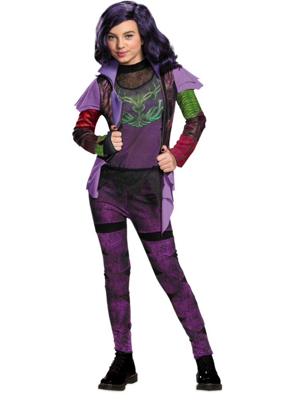 Girl's Deluxe Mal Descendants Costume