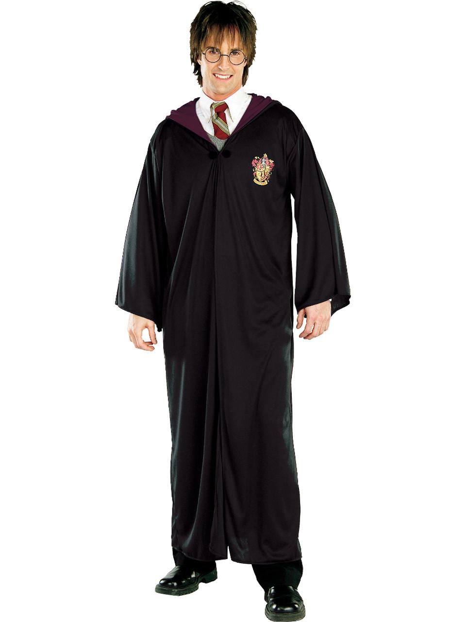 f56b3f199ec09 Adult Harry Potter or Hermione Granger Costume Robe New