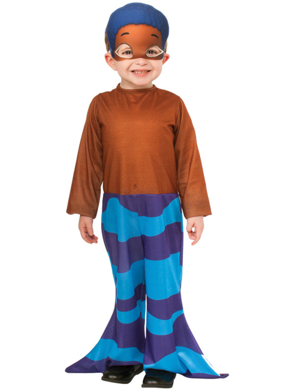 Kid's Bubble Guppies Goby Costume