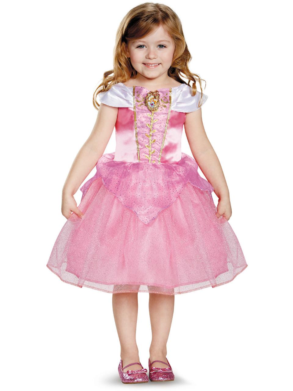 e41241439c2 Disney Aurora Sleeping Beauty Costume Dress