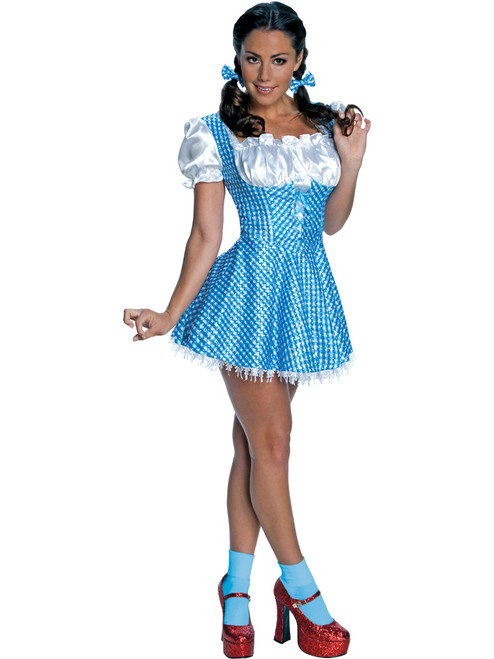 59133fa3e Womens Sexy Wizard of Oz Cowardly Lioness Adult Costume