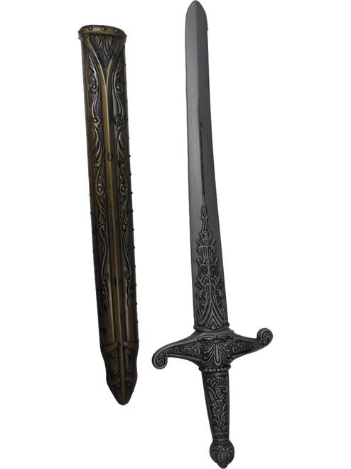 Roman Gladiator or Trojan Warrior Costume Accessory Sword ...