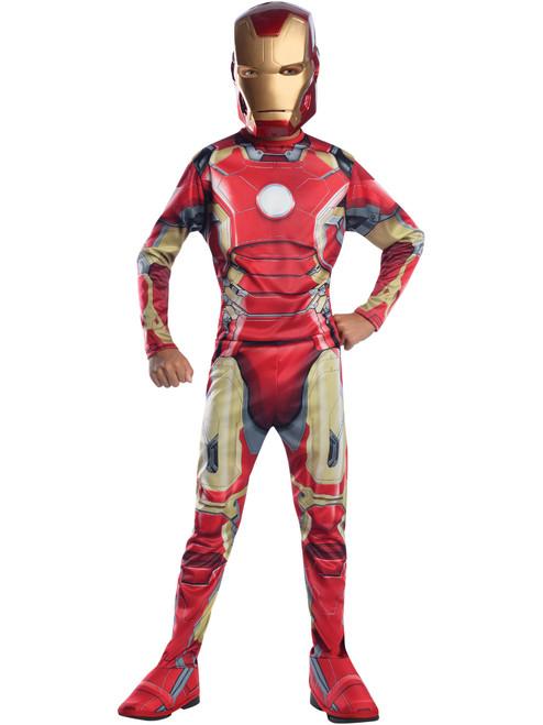 Child's Iron Man Avengers 2 Costume