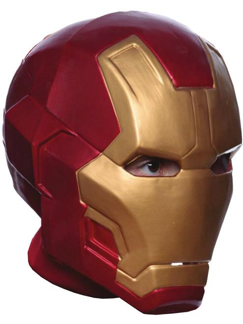 Boys Iron Man Mark 43 Avengers 2 Mask