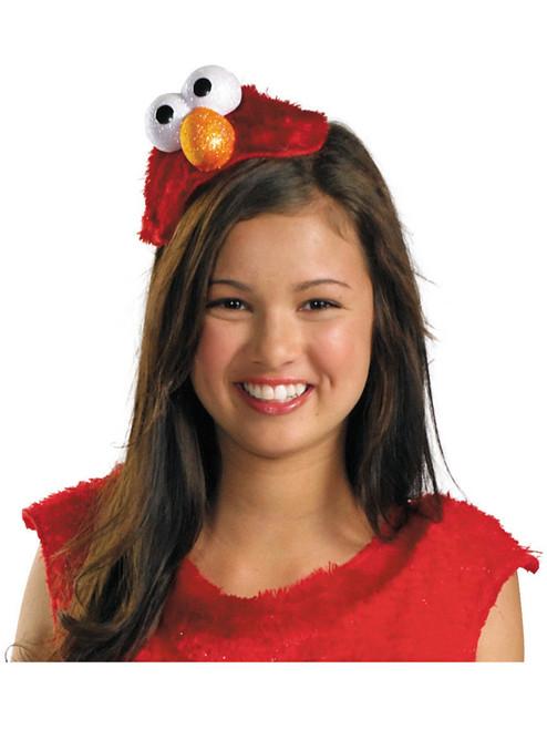 Girl's Classic Pink Elmo Comfy Fur