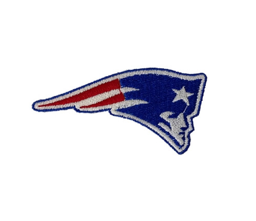New England Patriots Machine Embroidery Design