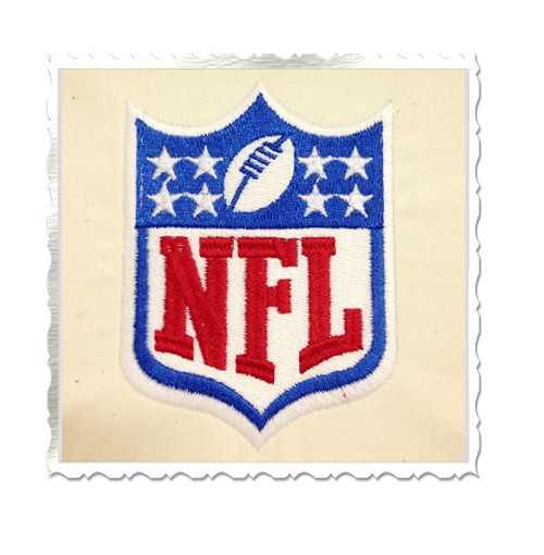 NFL Logo Machine Embroidery Design