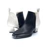 Black & Bone Multi Toned Low Heel Boot I Echo by Scarlettos