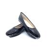 Black Casual Ballet Flat I Zeya by Scarlettos