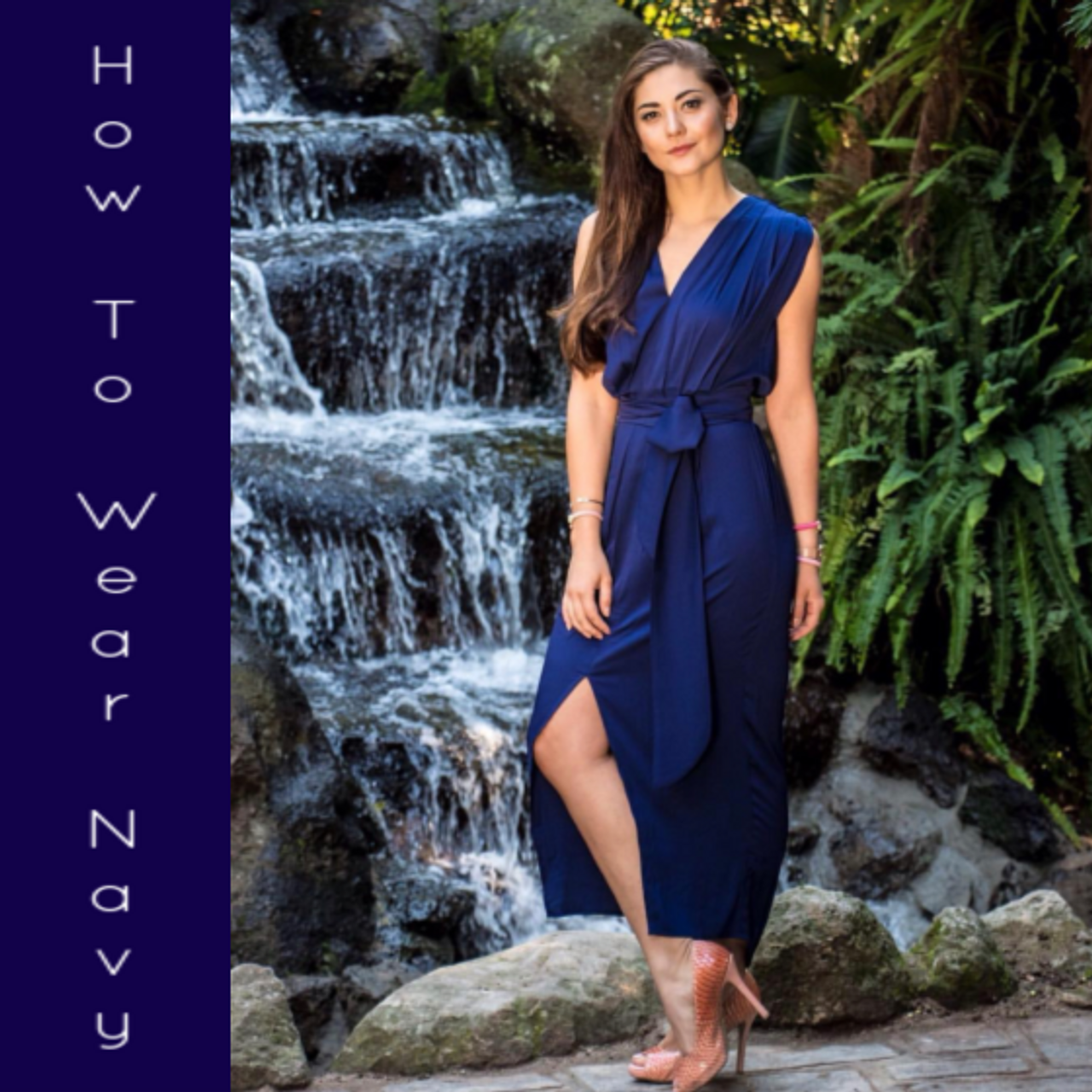 How To Wear Navy