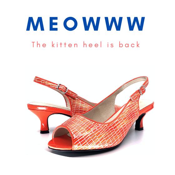 MEOOOOWWW, SHE'S BACK…..