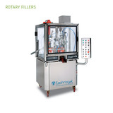 Rotary fillers for Cone, Squeeze-up, Truffle, 1/2 liter cup
