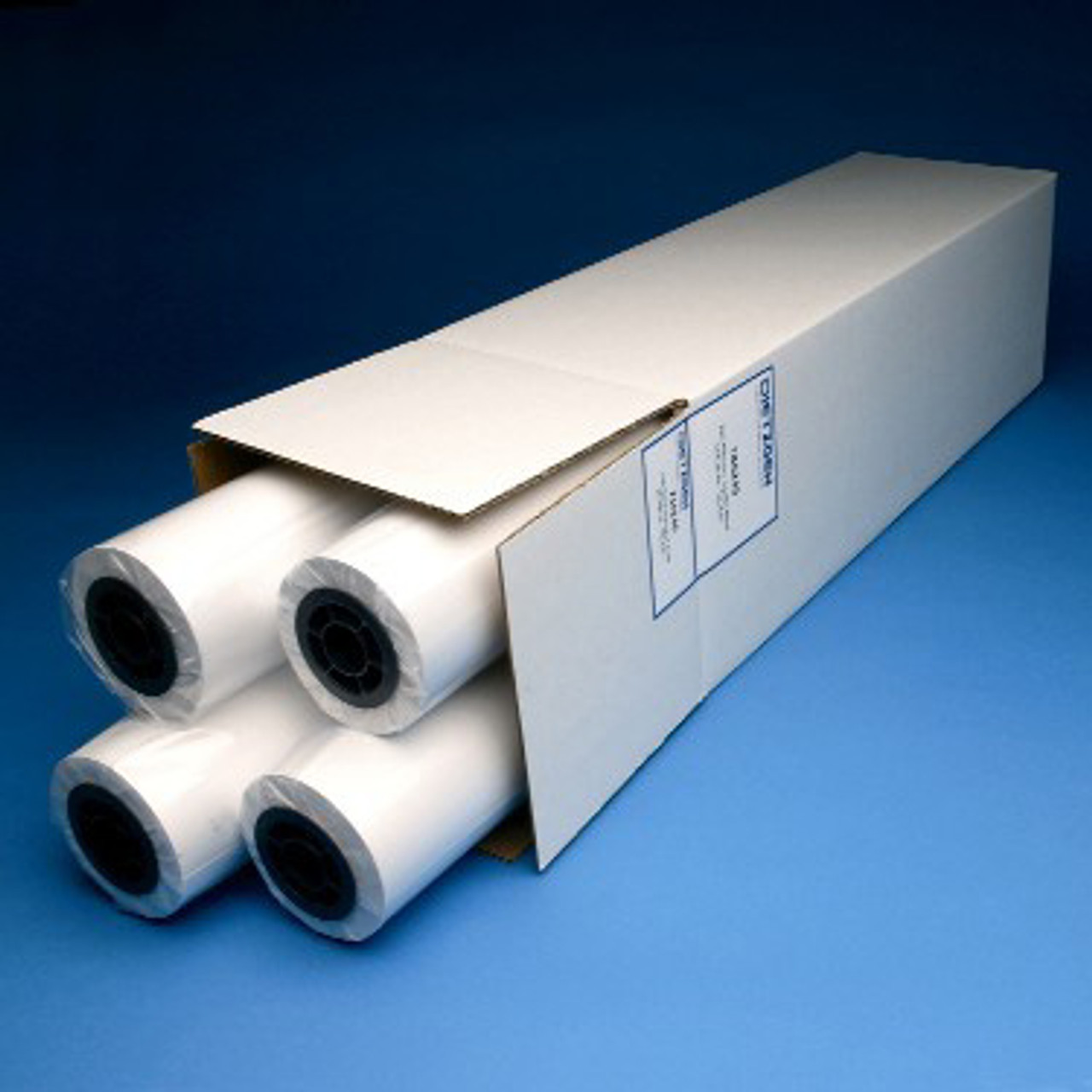 "4 rolls 30/"" x 150/' 20lb Bond Plotter Paper for Wide Format Inkjet Printers"