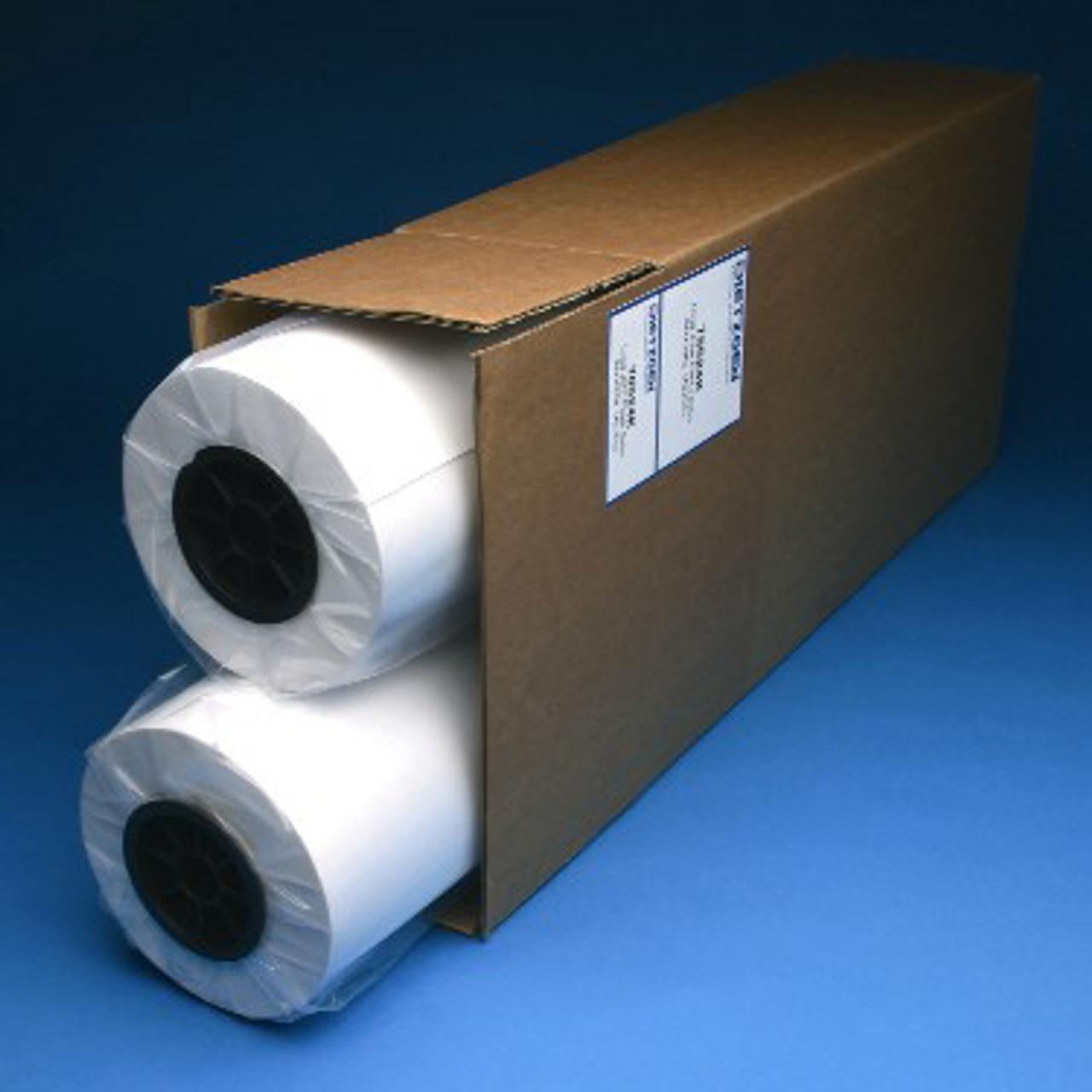2 core 1 roll//carton 130 g//m2 36 x 100 35 lb. HP Heavyweight Coated Paper 6.6 mil