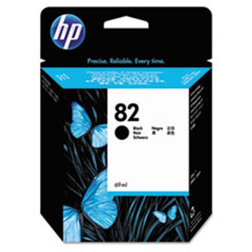 HP 82 - Ink Cartridge - Black 69ml - CH565A