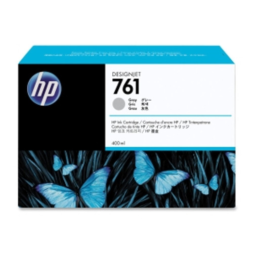 HP 761 Ink Cartridge Gray, CM995A