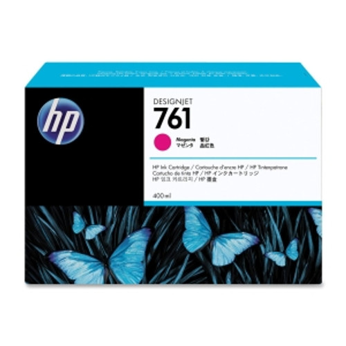 HP 761 Ink Cartridge Magenta, CM993A