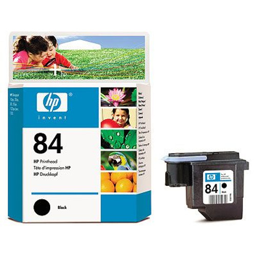HP 84 - Printhead - Black - C5019A