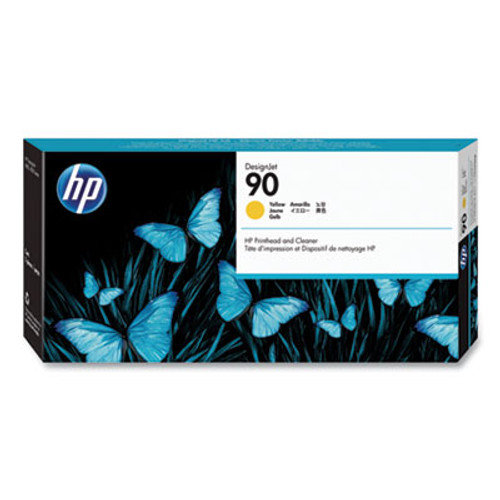 HP 90 - Yellow - Printhead and Cleaner - C5057A
