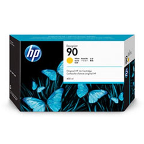 HP 90 -Ink Cartridge - Yellow 400ml - C5065