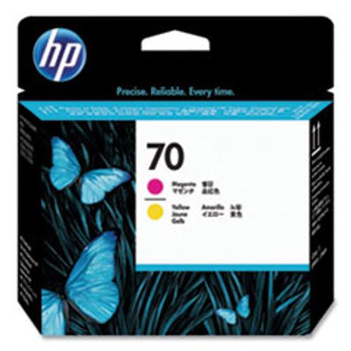 HP 70 - Printhead - 1 x Magenta,Yellow - C9406A
