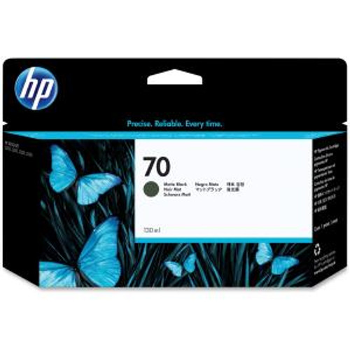 HP 70 - Ink Cartridge - Matte Black 130ml (C9448A)